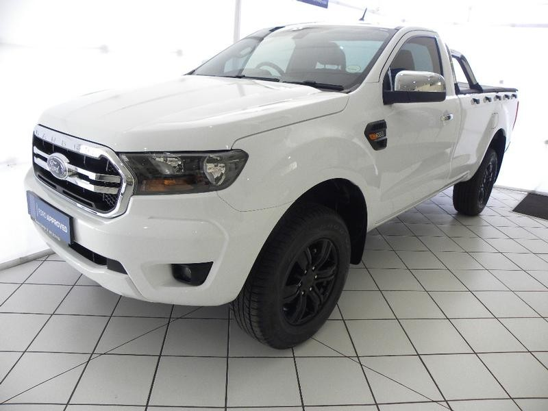 2020 Ford Ranger 2.2TDCi XLS Single Cab Bakkie Gauteng Springs_0