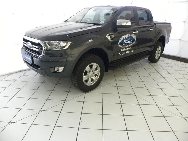 2020 Ford Ranger 2.0 TDCi XLT 4X4 Auto Double Cab Bakkie Gauteng Springs_0