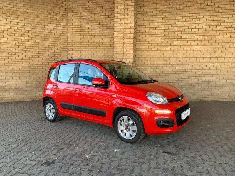 2019 Fiat Panda 900T Lounge Gauteng Johannesburg_0