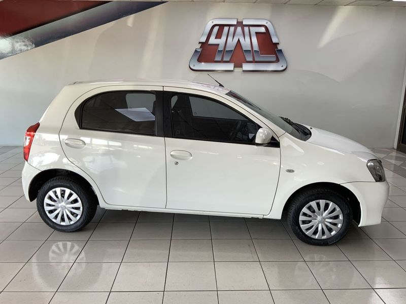 2015 Toyota Etios 1.5 Xs 5dr  Mpumalanga Middelburg_0