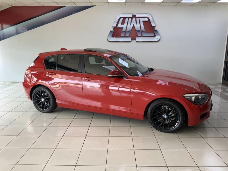 2012 BMW 1 Series 116i 5dr At f20  Mpumalanga Middelburg_0