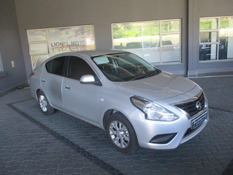 2020 Nissan Almera 1.5 Acenta North West Province Rustenburg_0