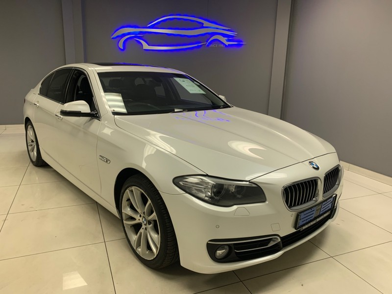 2016 BMW 5 Series 520d Luxury Line Auto Gauteng Vereeniging_0
