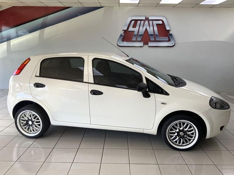 2010 Fiat Grande Punto 1.2 Active 5dr  Mpumalanga Middelburg_0