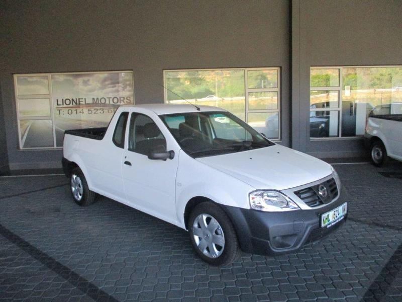 2020 Nissan NP200 1.5 Dci  Ac Safety Pack Pu Sc  North West Province Rustenburg_0