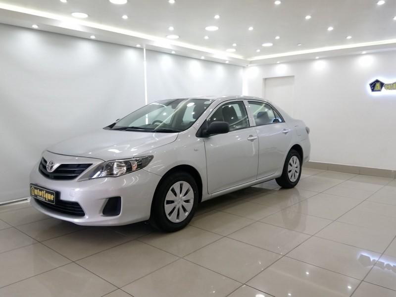 2016 Toyota Corolla Quest 1.6 Auto Kwazulu Natal Durban_0