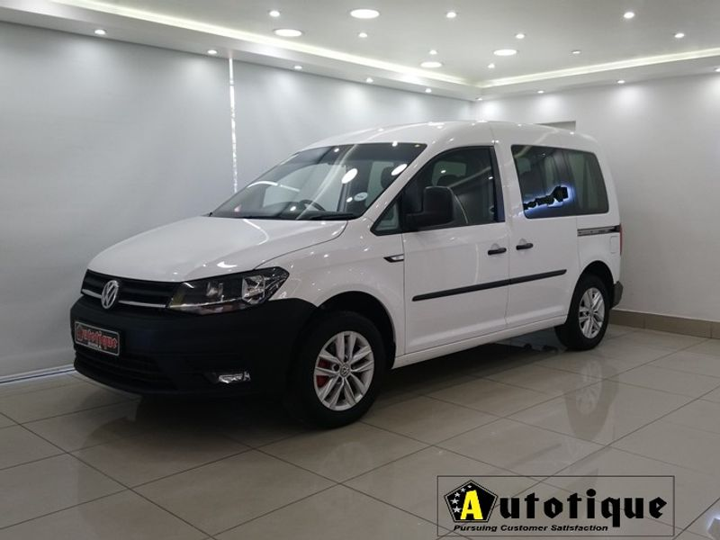 2018 Volkswagen Caddy Crewbus 2.0 TDI Kwazulu Natal Durban_0