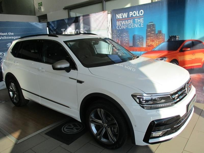 2020 Volkswagen Tiguan Allspace  2.0 TSI Comfortline 4MOT DSG 132KW North West Province Rustenburg_0