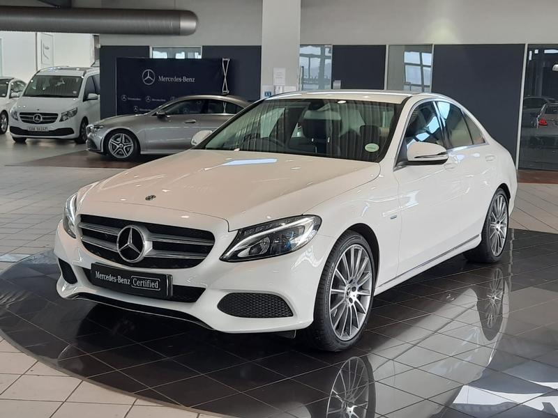 2020 Mercedes-Benz C-Class C350 e HYBRID Western Cape Cape Town_0