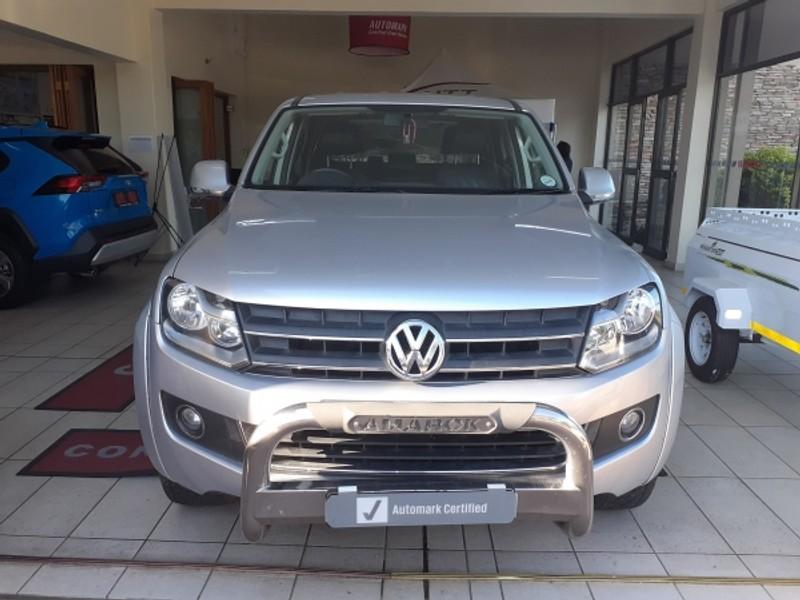 2012 Volkswagen Amarok 2.0 Bitdi Highline 132kw 4 Mot Dc Pu  Limpopo Hoedspruit_0