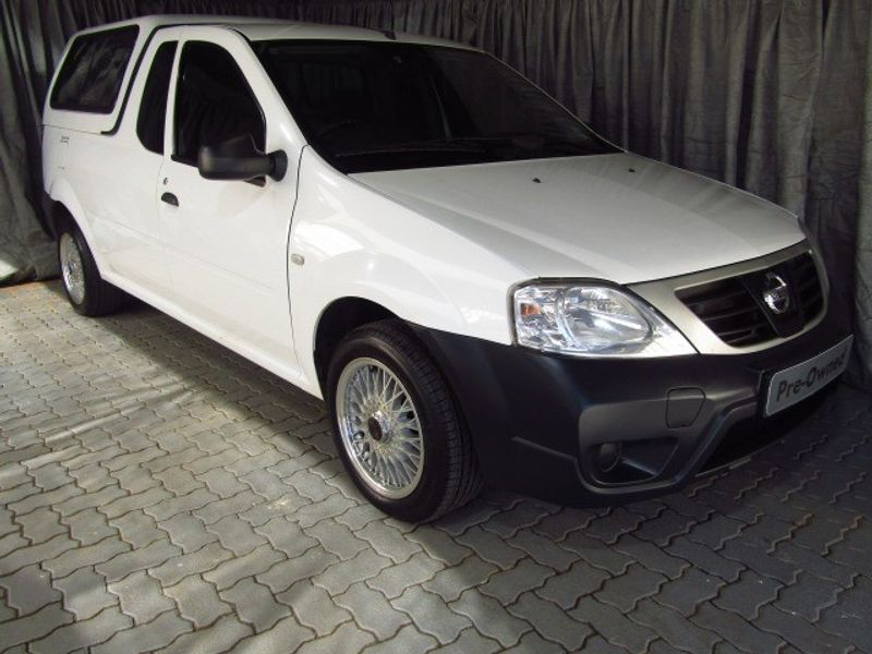 2016 Nissan NP200 1.5 Dci  Ac Safety Pack Pu Sc  Gauteng Johannesburg_0