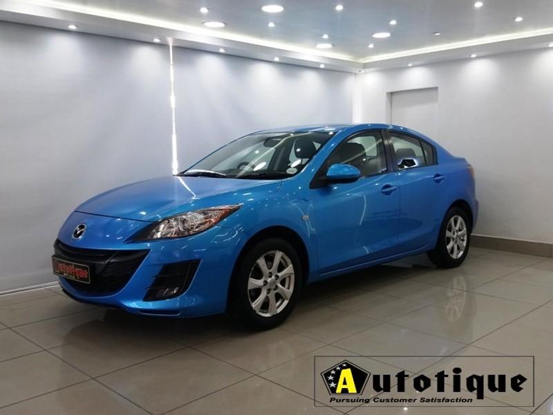 2010 Mazda 3 1.6 Active  Kwazulu Natal Durban_0