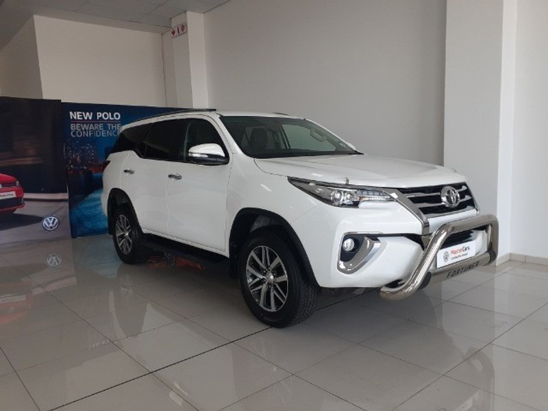 2017 Toyota Fortuner 2.8GD-6 4X4 Auto Northern Cape Kuruman_0