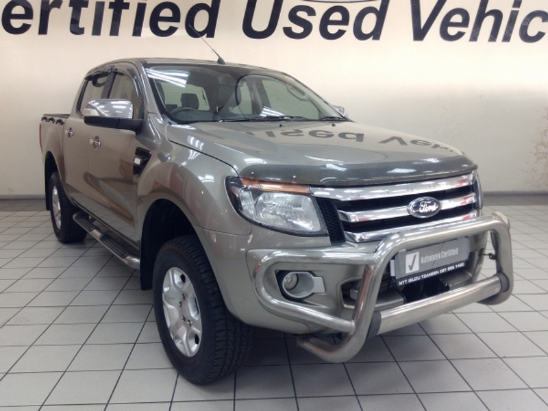 2014 Ford Ranger 3.2tdci Xlt 4x4 Pu Dc  Limpopo Tzaneen_0