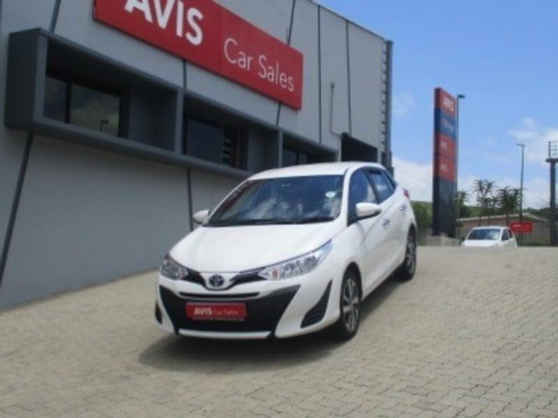 2019 Toyota Yaris 1.5 Xs CVT 5-Door Mpumalanga Nelspruit_0