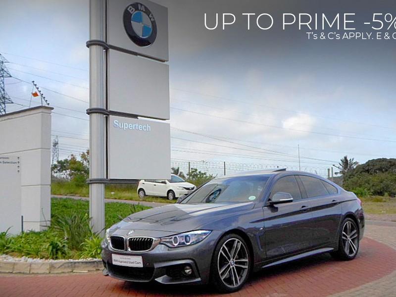 2019 BMW 4 Series 420i Coupe M Sport Plus Auto F32 Kwazulu Natal Durban_0