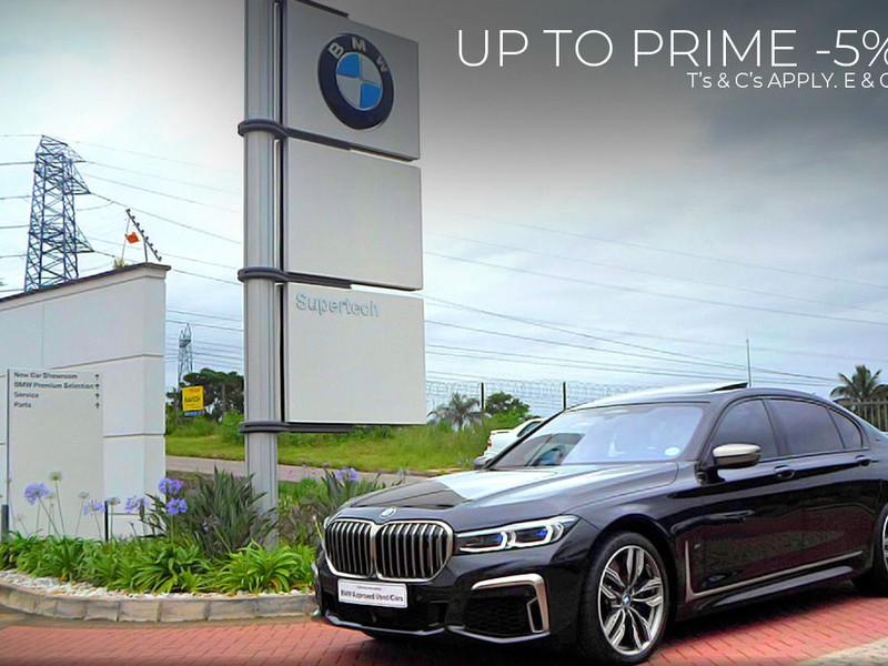 2019 BMW 7 Series M760 Li xDrive V12 Kwazulu Natal Durban_0