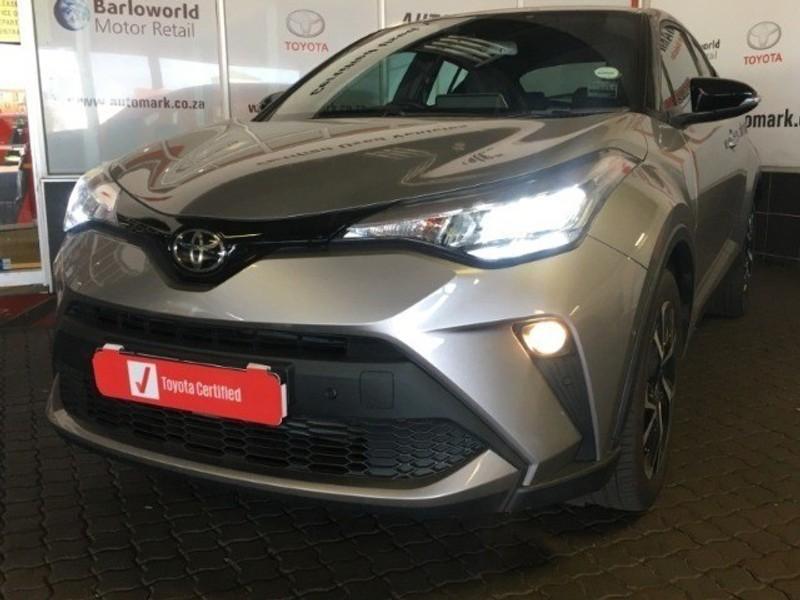 2020 Toyota C-HR 1.2T Luxury CVT Mpumalanga Witbank_0