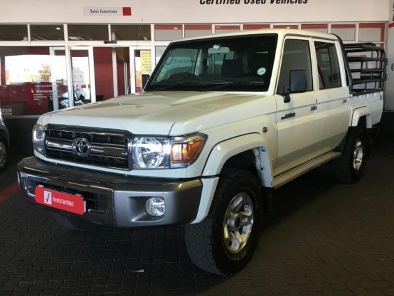 2020 Toyota Land Cruiser 79 4.2d Pu Dc  Mpumalanga Witbank_0