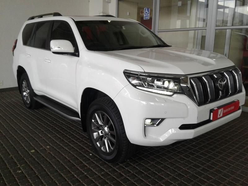 2020 Toyota Prado VX-L 3.0D Auto Gauteng Rosettenville_0