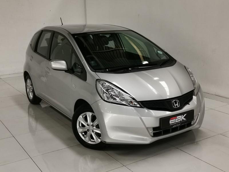 2012 Honda Jazz 1.3 Comfort  Gauteng Johannesburg_0