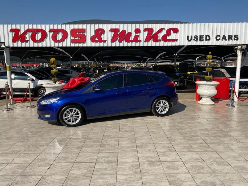 2015 Ford Focus 1.0 Ecoboost Trend Gauteng Vanderbijlpark_0