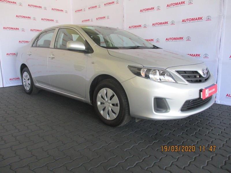 2019 Toyota Corolla Quest 1.6 Gauteng Pretoria_0