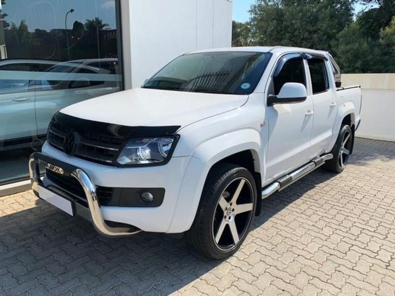 2012 Volkswagen Amarok 2.0tsi 118kw Trendline Dc Pu  Gauteng Johannesburg_0