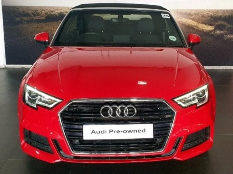 2018 Audi A3 2.0T FSI S-Tronic Cabriolet Western Cape Cape Town_0