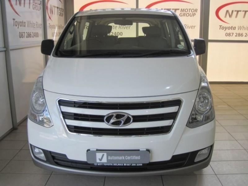 2018 Hyundai H1 2.5 CRDI Wagon Auto Mpumalanga White River_0