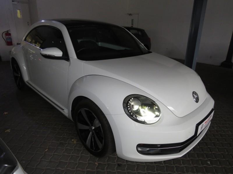 2016 Volkswagen Beetle 1.2 Tsi Design  Western Cape Stellenbosch_0