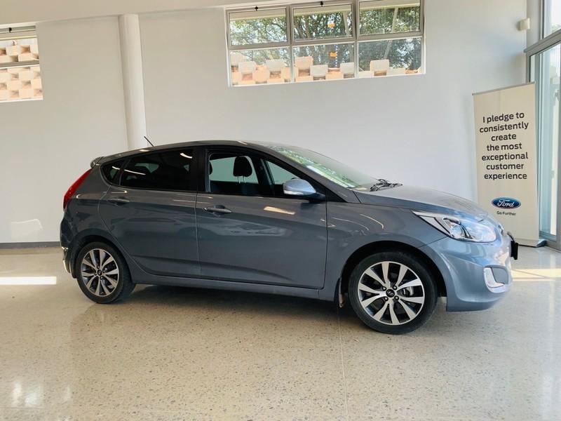 2018 Hyundai Accent 1.6 Fluid 5-Door Mpumalanga White River_0