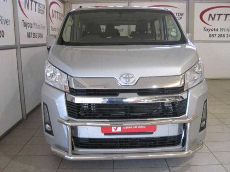 2019 Toyota Quantum 2.8 GL 11 Seat Mpumalanga White River_0