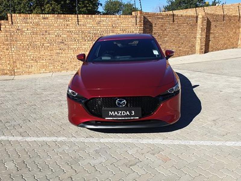 2020 Mazda 3 1.5 Active 5-Door North West Province Rustenburg_0