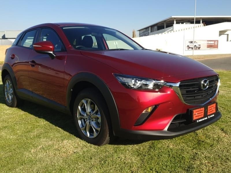 2020 Mazda CX-3 2.0 Active Auto Gauteng Boksburg_0