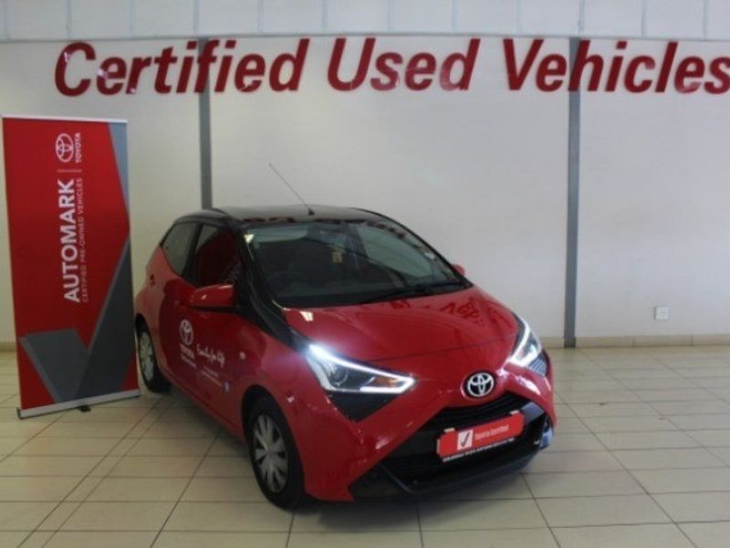 2020 Toyota Aygo 1.0 5-Door Western Cape Stellenbosch_0