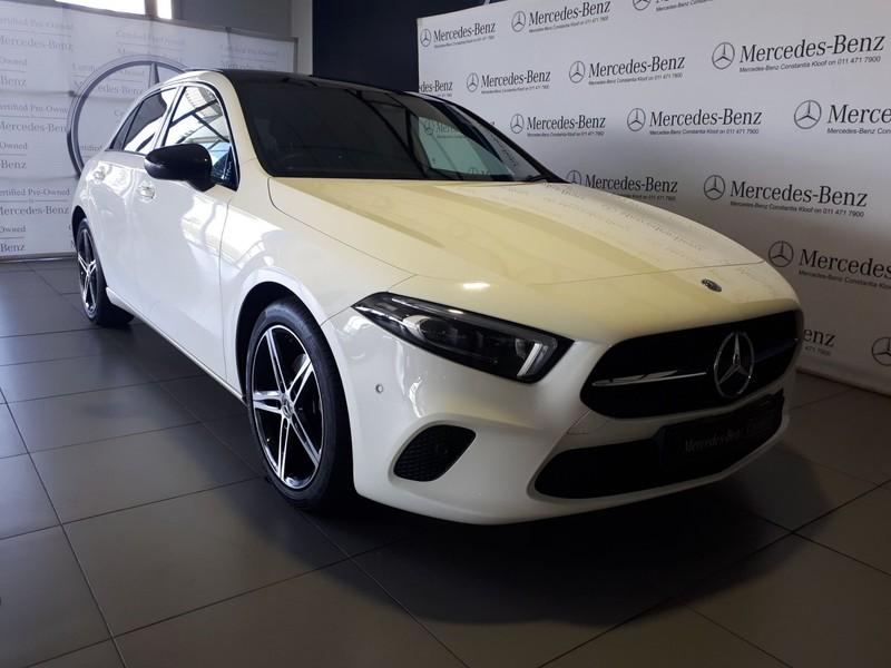 2019 Mercedes-Benz A-Class A 200 Style Auto Gauteng Roodepoort_0