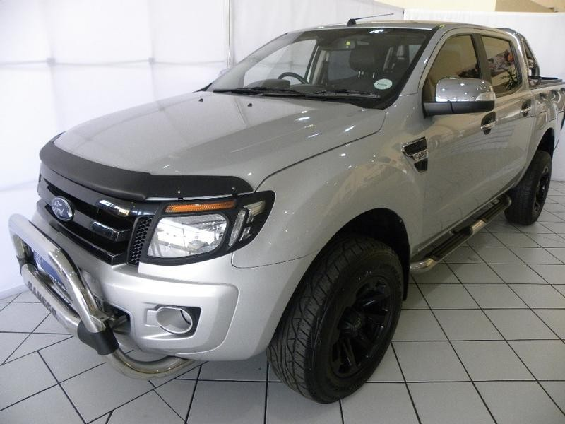 2015 Ford Ranger 3.2tdci Xlt 4x4 At Pu Dc  Gauteng Springs_0
