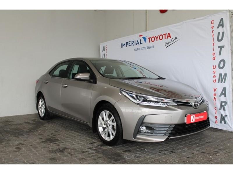 2017 Toyota Corolla 1.8 Exclusive CVT Western Cape Brackenfell_0