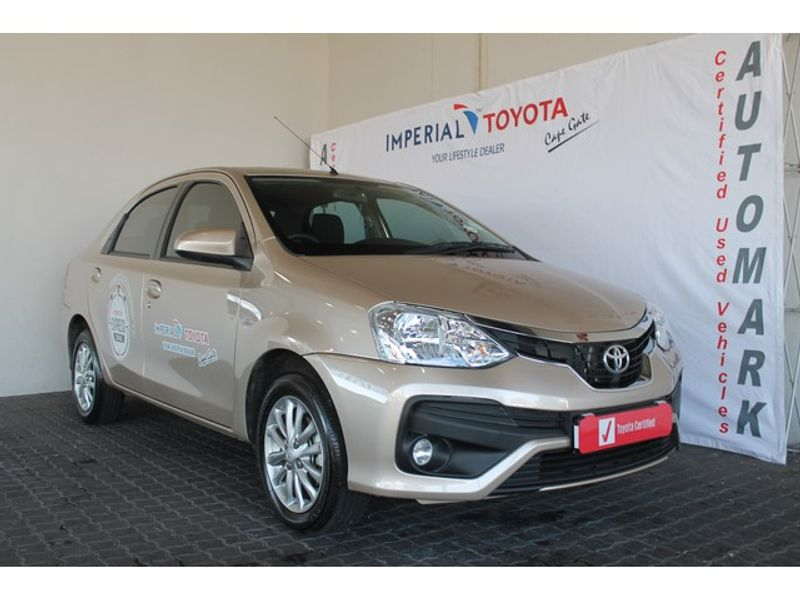 2020 Toyota Etios 1.5 Xs 5dr  Western Cape Brackenfell_0