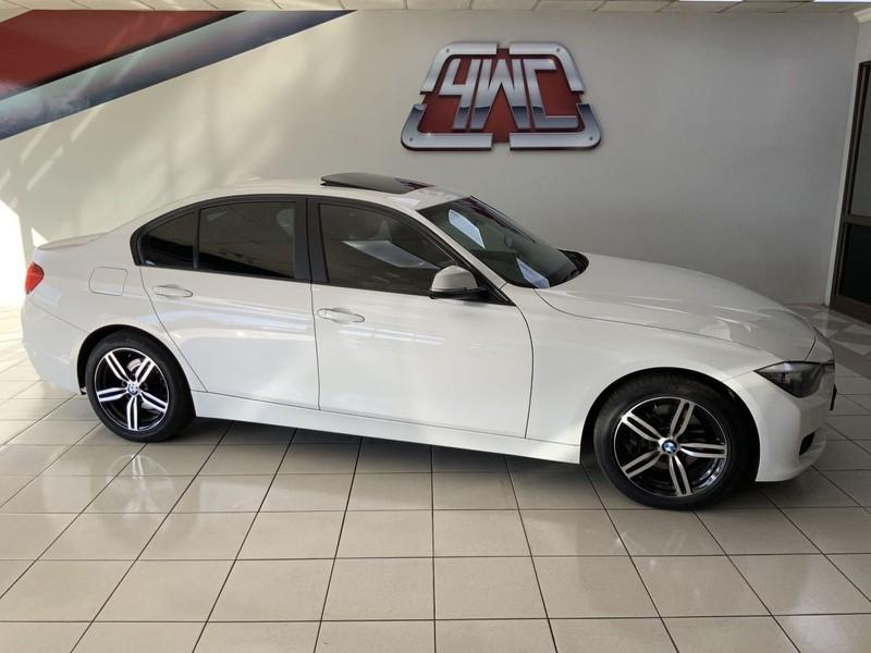 2013 BMW 3 Series 320d At f30  Mpumalanga Middelburg_0
