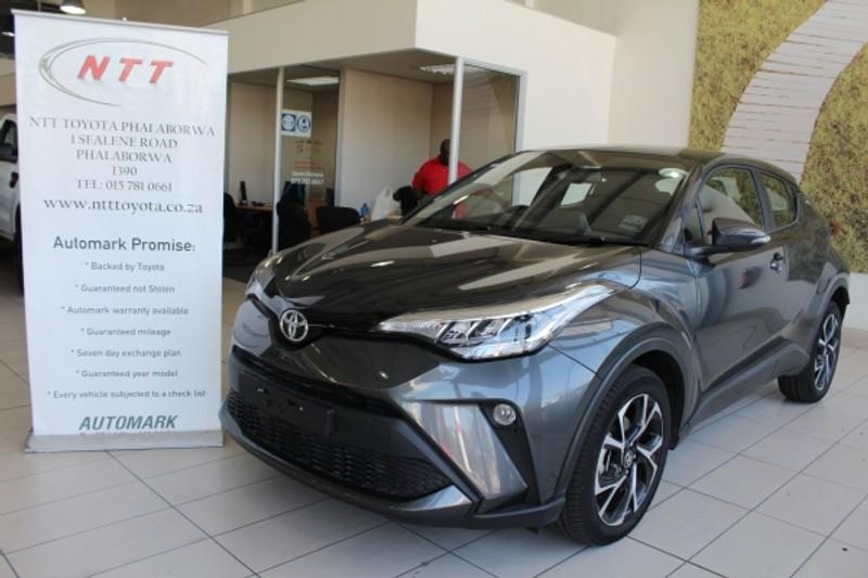 2020 Toyota C-HR 1.2T Plus CVT Limpopo Phalaborwa_0