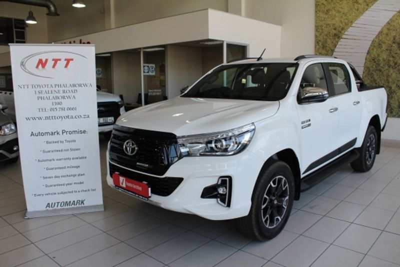 2020 Toyota Hilux 2.8 GD-6 RB Raider Double Cab Bakkie Limpopo Phalaborwa_0