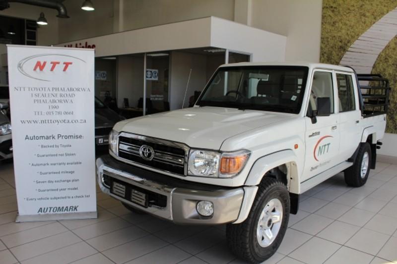 2020 Toyota Land Cruiser 79 4.2d Pu Dc  Limpopo Phalaborwa_0