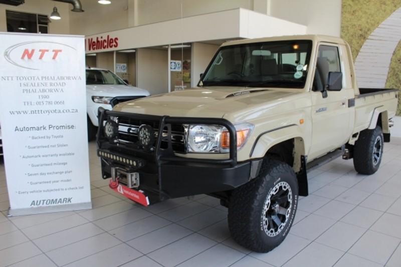 2012 Toyota Land Cruiser 79 4.0p Pu Sc  Limpopo Phalaborwa_0