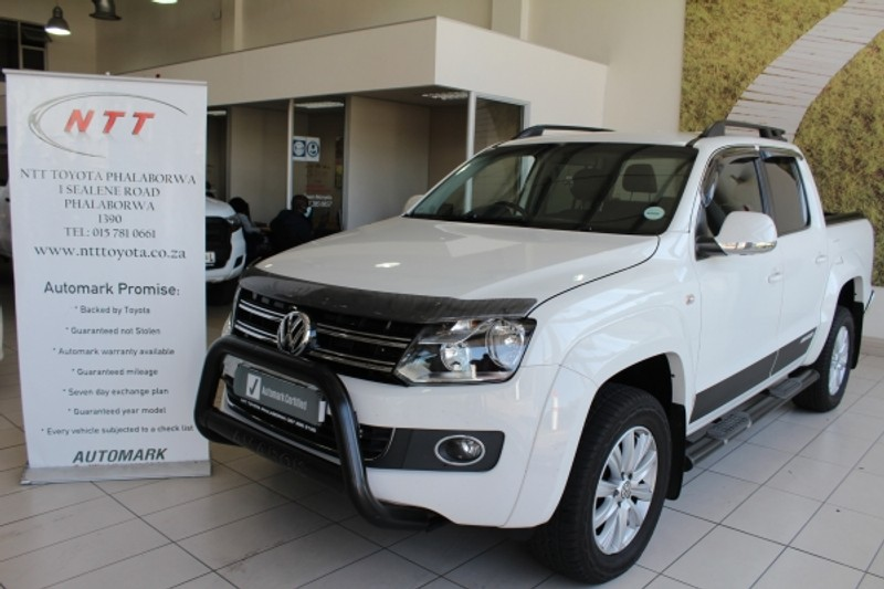 2015 Volkswagen Amarok 2.0 BiTDi Highline 132KW 4MOT Auto Double cab bakk Limpopo Phalaborwa_0