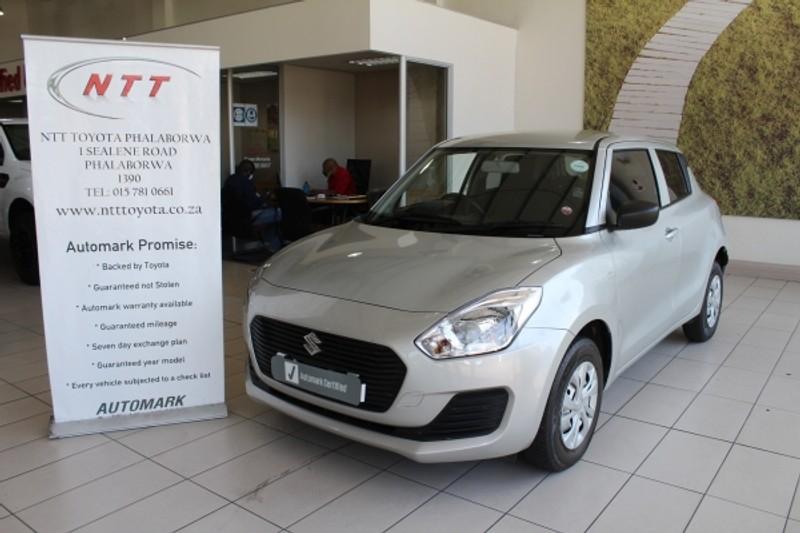 2019 Suzuki Swift 1.2 GA Limpopo Phalaborwa_0
