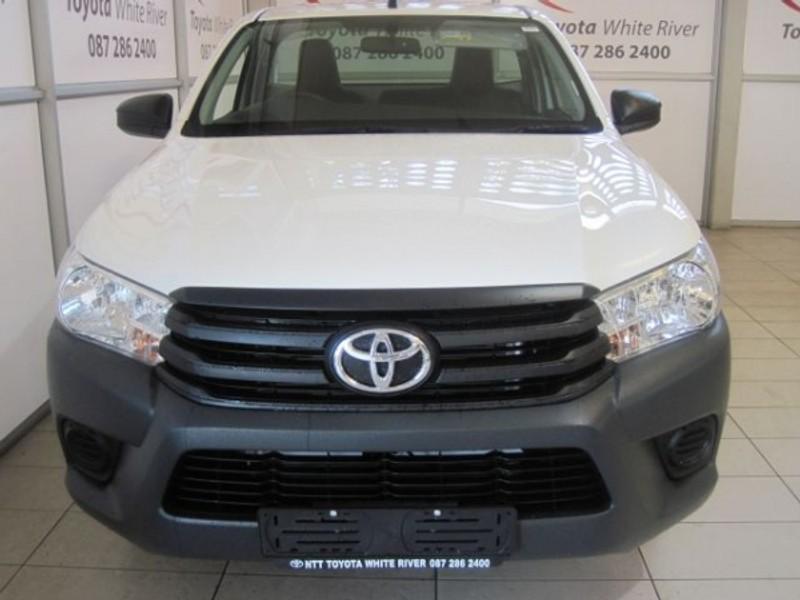 2020 Toyota Hilux 2.0 VVTi AC Single Cab Bakkie Mpumalanga White River_0