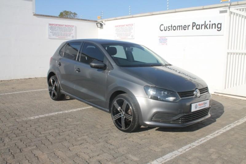 2015 Volkswagen Polo 1.2 TSI Trendline 66KW Eastern Cape King Williams Town_0