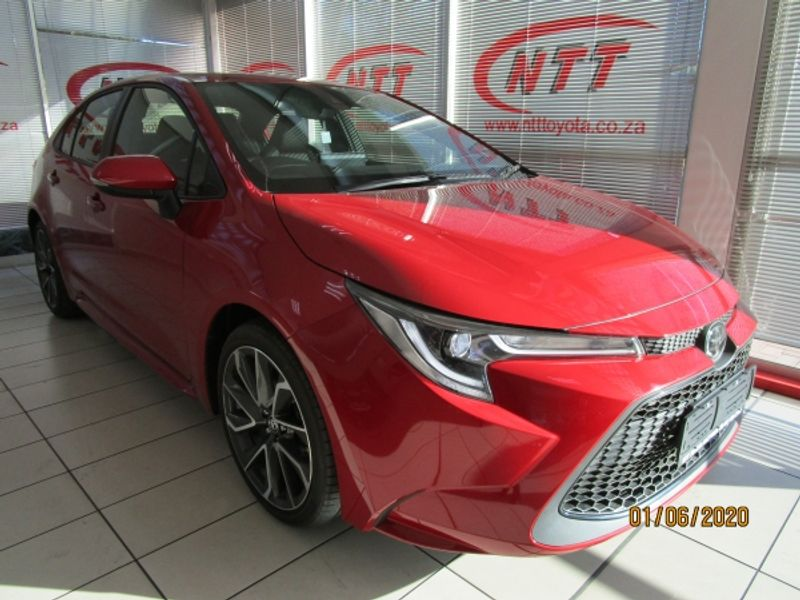 2020 Toyota Corolla 2.0 XR CVT Mpumalanga Hazyview_0
